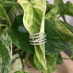 Stellar Pave Ring